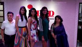 Femina Miss India Visit