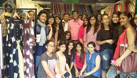 Visited Studio Fashion Fabric Store