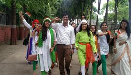 Visit To Gandhi Ashram