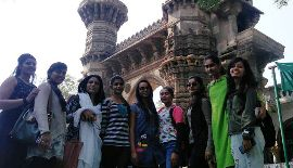 Visit To Heritage Places