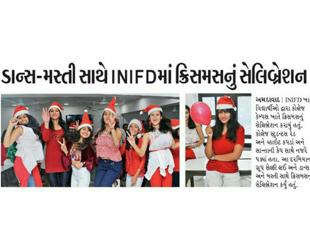 INIFD Ahmedabad – Christmas Celebration