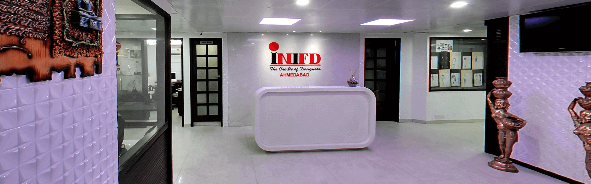 iNIFD Ahmedabad Institute – Cradle of Fashion and Interior Designers