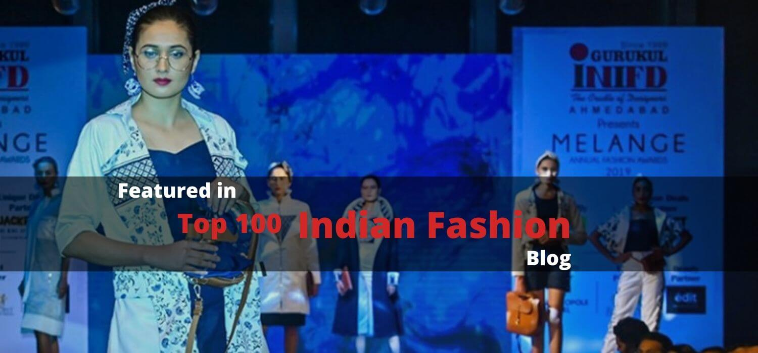 iNIFD Ahmedabad featured in Top 100 Indian Fashion Blog