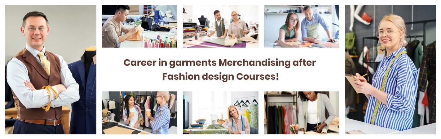 Career In Garment Merchandising After Fashion Design Course Inifd Ahmedabad