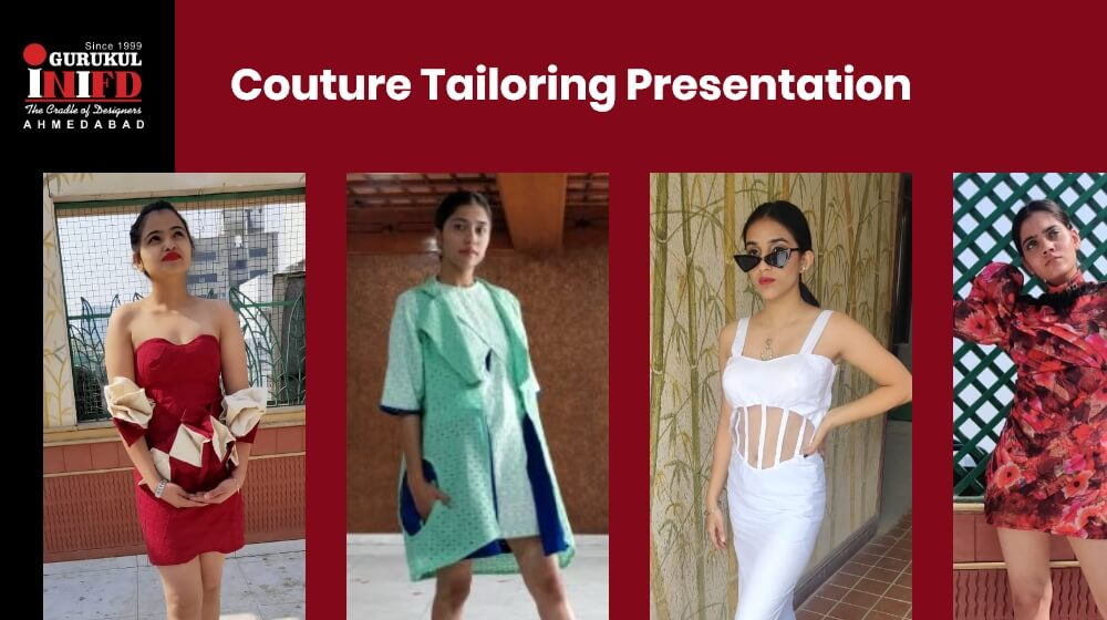 Couture Tailoring Presentation