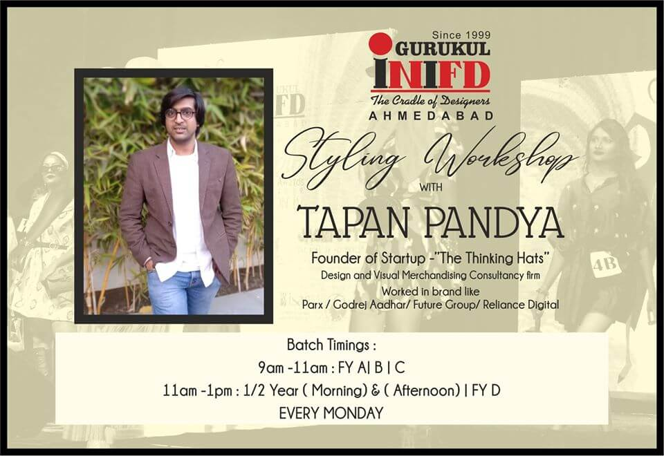In Session with Tapan Pandya.