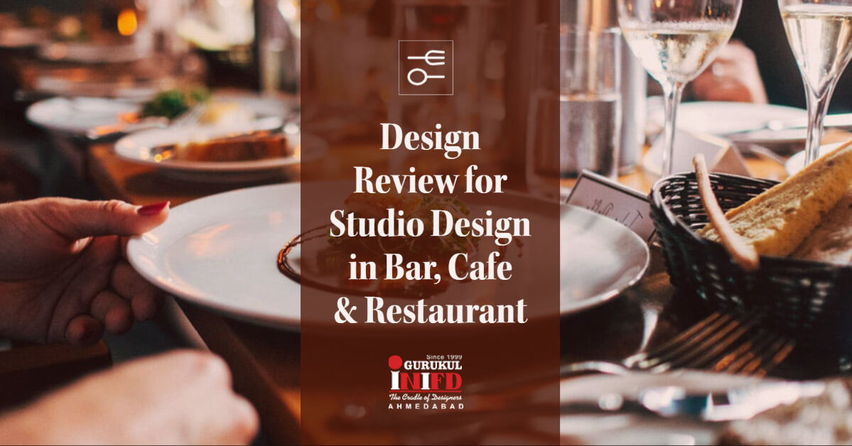 Design Review for Studio Design in Bar, Cafe & Restaurant